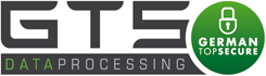 GTS Data Processing Logo